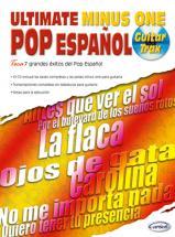 Ultimate Minus One Pop Espanol - Guitar Trax + Cd