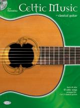 Fiorentino Ciro - Celtic Music Classical + Cd - Guitare