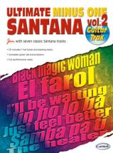 Santana Carlos - Ultimate Minus One Guitar Trax Vol.2 + Cd