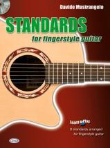 Mastrangelo Davide - Standards For Fingerstyle Guitar + Cd