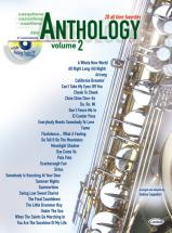 Cappellari A. - Anthology  Vol.2 + Cd - Saxophone Alto