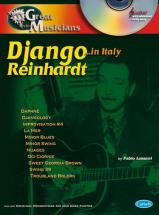 Reinhardt Django - Great Musicians + Cd - Guitare Tab