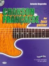 Ongarello - Chanson Francaise Pour Guitare Jazz + Cd