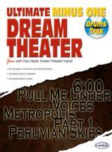 Dream Theater - Ultimate Minus One Drum Trax + Cd
