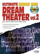 Dream Theater - Ultimate Minus One Guitar Trax Vol.2 + Cd