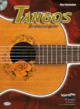 Fiorentino Ciro - Tangos + Cd - Guitare Classique