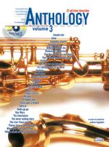 Cappellari A. - Anthology Vol.3 + Cd - Saxophone Alto