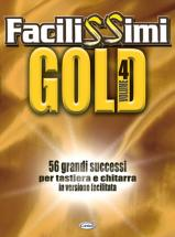 Facilissimi Gold Vol.4 - Paroles Et Accords