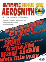 Aerosmith - Ultimate Minus One Guitar Trax + Cd