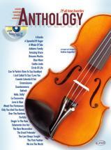 Cappellari A. - Anthology Vol.1 + Cd - Violon