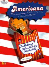 Pasqua Luca - Americana + Cd - Guitare