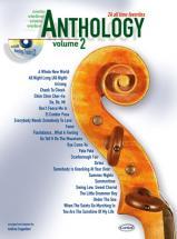 Cappellari Andrea - Anthology Violin Vol.2 + Cd - Violon