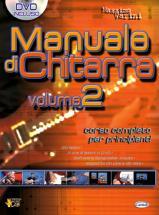 Varini Massimo - Manuale Di Chitarra + Dvd Vol. 2 - Guitare