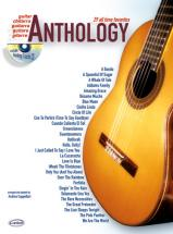 Cappellari A. - Anthology Vol.1 + Cd - Guitare