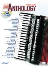 Cappellari A. - Anthology  Vol.1 + Cd - Accordeon