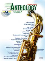 Cappellari A. - Anthology Vol.2 + Cd - Saxophone Tenor