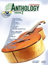 Cappellari A. - Anthology Vol. 2 + Cd - Guitare