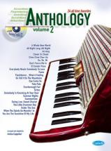 Cappellari A. - Anthology Vol. 2 + Cd - Accordeon