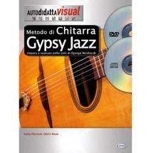 Roux Denis, Daussat Samy - Metodo Chitarra Gypsy + Dvd + Cd - Guitare