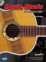 Movie Music Classical + Cd - Guitare