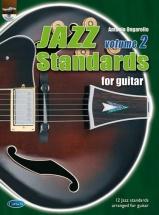 Ongarello Antonio - Jazz Standards For Guitar Vol.2