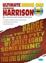 Harrison George - Ultimate Minus 1 + Cd - Guitare Tab