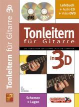 Henning Dirk - Tonleiten Fur Guitarre + Cd + Dvd