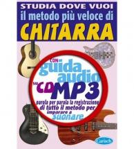 Methode - Amati Paolo - Veloce Chitarra + Cd - Guitare