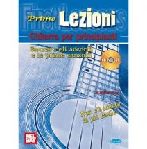 Methode - Bay W. - Prime Lezioni Di Chitarra + Cd - Guitarre