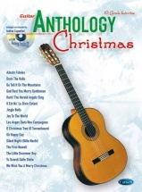 Cappellari A. - Anthology Christmas + Cd - Guitare