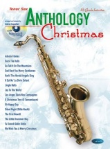 Cappellari A. - Anthology Christmas + Cd - Saxophone Tenor