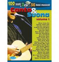 Partition Variete - Canzoniere Canta and Suona Vol. 1 + 2 Cd - Paroles Et Accords