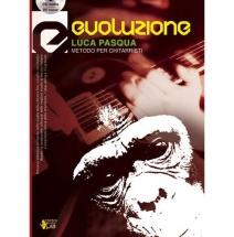 Methode - Pasqua Luca - Evoluzione Chitarra + Cd - Guitare