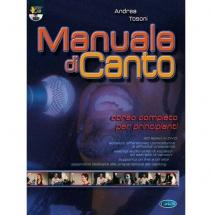 Methode - Tosoni Andrea - Manuale Di Canto + Dvd -  Chant