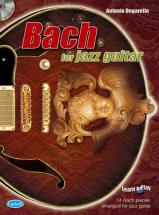 Ongarello Antonio - Bach For Jazz Guitar - Guitare