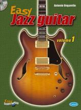 Ongarello Antonio - Easy Jazz Guitar Vol. 1 + Cd