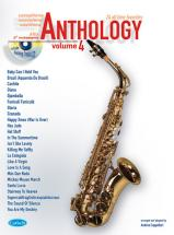 Cappellari Andrea - Anthology Vol.4 + Cd - Saxophone Alto