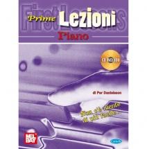 Methode - Danielsson Per - Prime Lezioni  + Cd - Piano