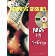 Daub Torsen, Fredd Judge - Riffs & Rhytmiken Rock + Cd - Guitare