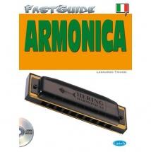 Methode - Triassi Leonardo - Fast Guide + Cd - Harmonica