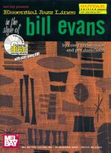 Christiansen Cory and Danielson Per - In The Style Of Bill Evans + Cd