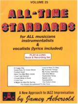 N°025 - All-time Standards + 2 Cd