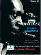 N°027 - John Coltrane + Cd