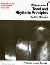 Mehegan John - Jazz Improvisation Vol.1 - Tonal And Rythmic Principles
