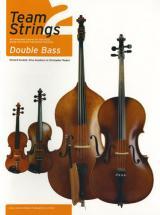 Duckett Richard - Team Strings 2 Double Bass + Cd - Contrebasse