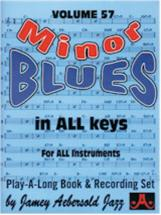 N°057 - Minor Blues In All Keys + Cd