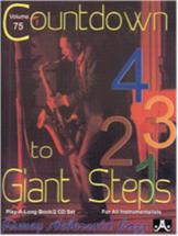 N°075 - Countdown To Giant Steps + 2 Cd - Tous Instruments
