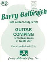 Galbraith Barry - Guitar Comping Vol. 3 + Cd - Guitaregalbraith Barry - Guitar Comping Vol. 3 + Cd -