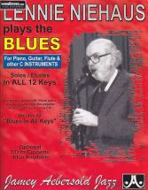 N°042 - Lennie Niehaus Plays The Blues (c Instruments + Cd)