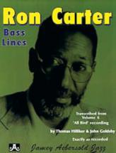 N°006 - Ron Carter Bass Lines Charlie Parker All Bird